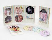 DVD BOX「キャンディーズ メモリーズ FOR FREEDOM」初商品化映像満載のDVD5枚組11月4日発売決定!