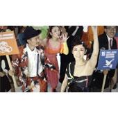 「恋のブギウギ・トレイン」が国連の「持続可能な開発目標(SDGs)」テーマソングに使用されました。