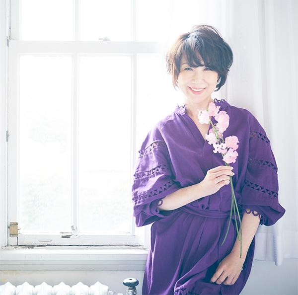 伊藤蘭 ソロ・デビューアルバム「My Bouquet」5/29発売! 6月に東京・大阪でソロデビュー・コンサートを開催!